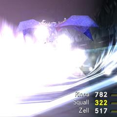 <i>Final Fantasy VIII Remastered</i>.
