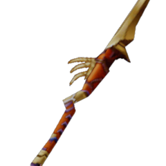 Exdeath's sword.