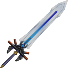 Cloud's Ultima Weapon.