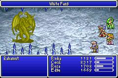 FFIV White Fang