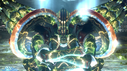 FFXIII Hecatoncheir Close-up