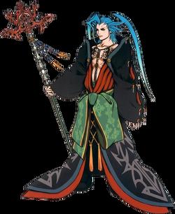 FFX character Seymour