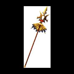 Kimahri's Spirit Lance.