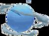 Volute bleue III(DS)