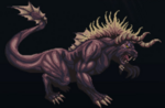 A King's Tale FFXV Behemoth