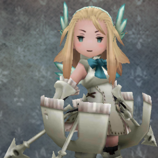 Edea as a Valkyrie.