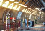 Balamb Train Platform Timber Maniacs Issue from FFVIII R