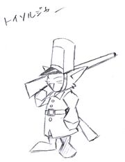 Cait Sith Toys Sketch