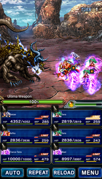 FFBE Floating Continent