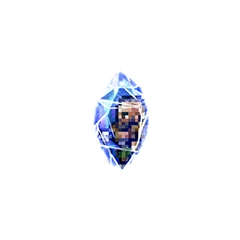 Barret's Memory Crystal.