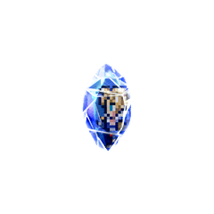 Tidus's Memory Crystal.