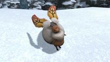 FFXIV Happy Bunny