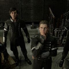 Kingsglaive members.