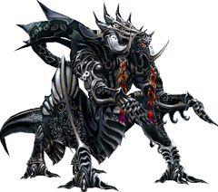 Omega Arma X