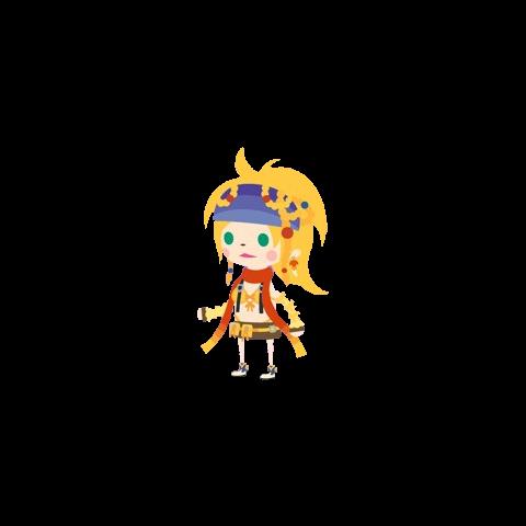 Rikku de <i>Final Fantasy X-2</i>.