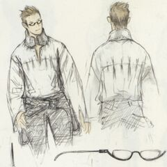 Balthier (early concept).