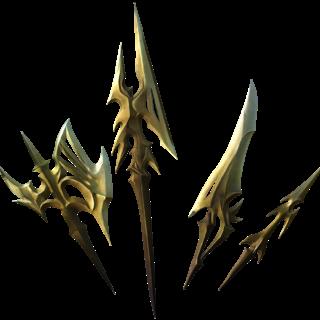 Ultimecia's Grandeur weapons.