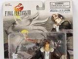 Final Fantasy VIII action figures