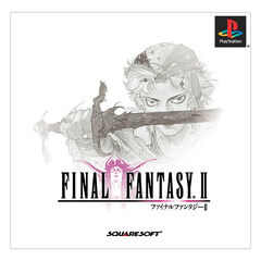 <i>Final Fantasy II</i><br />Sony PlayStation<br />Japan, 2002.