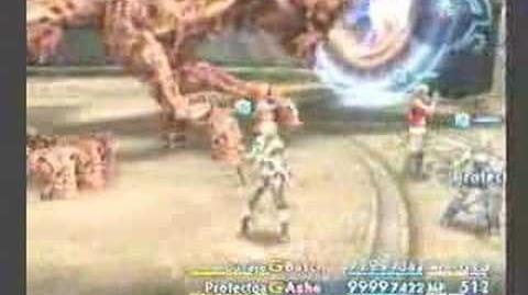 FFXII Entire Yiazmat Battle Part 5