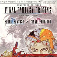 <i>Final Fantasy Origins</i> cover.