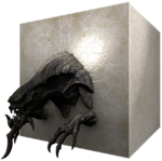 MFF Demon Wall Model