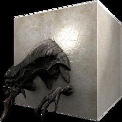 MFF Demon Wall Model