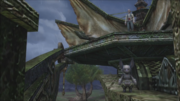 Wyrm Philosopher on the Windmill in Cerobi Steppe from FFXII TZA