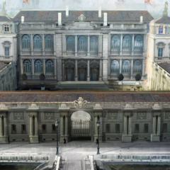 Altissia First Secretary's Estate.