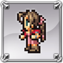 DFFNT Player Icon Aerith Gainsborough FFRK 001