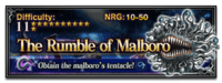 FFBE The Rumble of Malboro 2