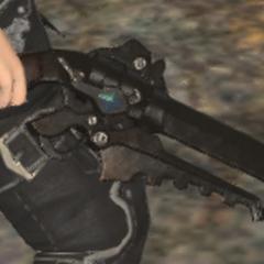 Gunblade de Cid.
