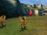 Chocobo racing (Final Fantasy X)
