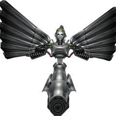 Модель куклы Дженовы в <i>Crisis Core -Final Fantasy VII-</i>.
