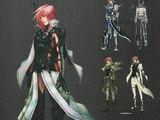 Lightning Returns: Final Fantasy XIII concept art