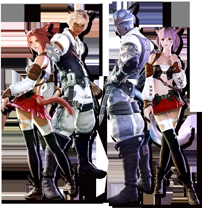 Miqo'te | Final Fantasy Wiki | FANDOM powered by Wikia