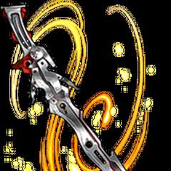 No.2797 Lightning's Blazefire Saber.