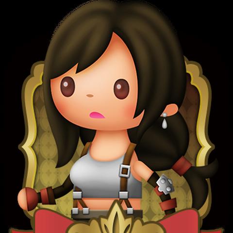 Tifa's Portrait.
