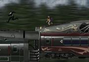 Timber Train Mission in FFVIII R