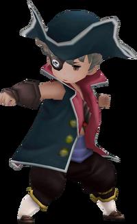 BDFF Tiz Pirate