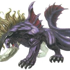 <i>Final Fantasy IX</i> artwork by <a href=