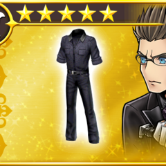 Ignis's Fatigues.