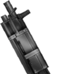 Render of the Machine Gun.