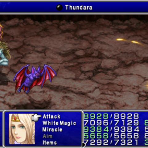 Thundara (PSP).