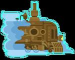 FFAB Treno fantasma