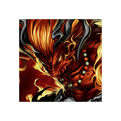 Ifrit's portrait (★1).