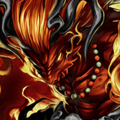 FFBE Ifrit Portrait
