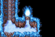FFII Snow Cavern GBA