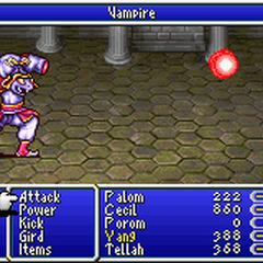 Vampire in <i><a href=