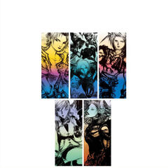 <i>Final Fantasy 25th Memorial Ultimania Vol.3</i>